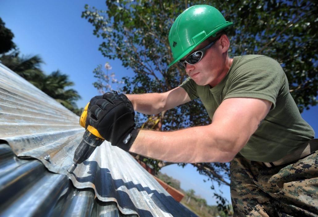 bursa çatı tamiri