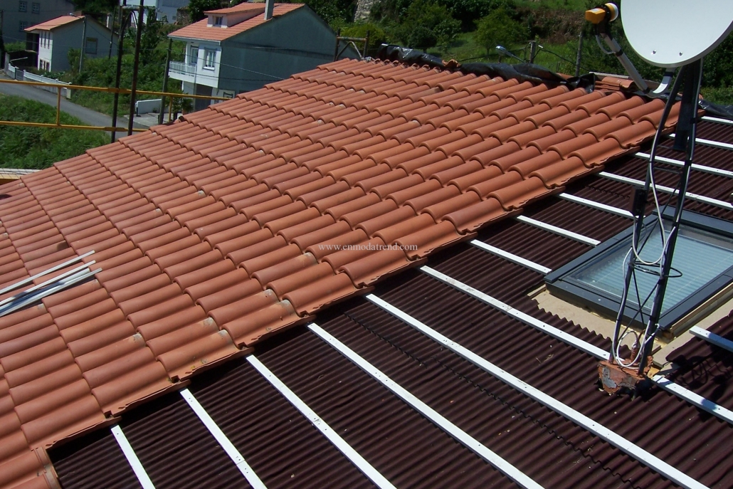 iznik çatı tamiri