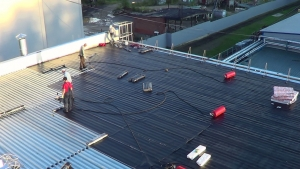 mudanya çatı tamiri
